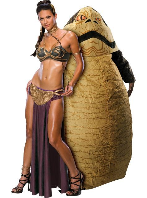 sc 1 st  quotesk.com & Jabba The Hutt Princess Leia Costume Baby