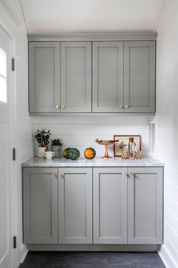 1000 ideas about Light Gray Cabinets on Pinterest  Grey