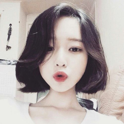 25 Best Ideas About Ulzzang Short Hair On Pinterest Korean