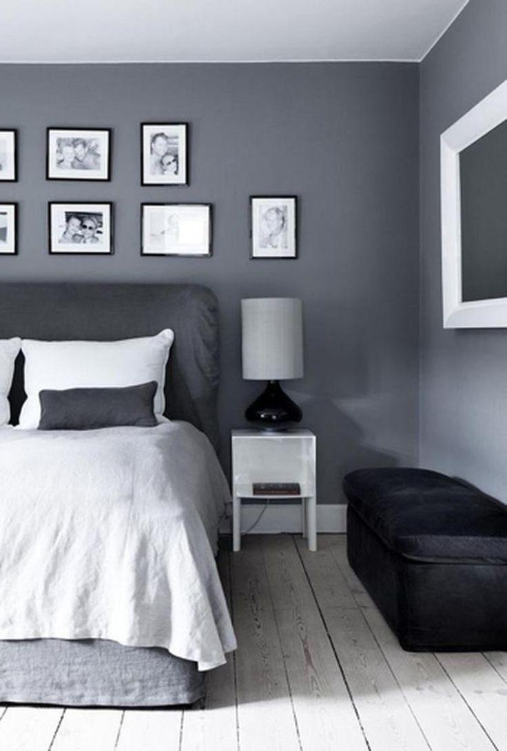 17 beste ideen over Grijze Slaapkamer op Pinterest