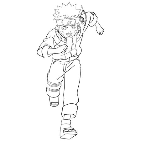 25+ best ideas about How To Draw Naruto on Pinterest