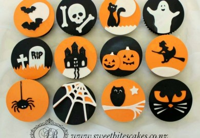 Wickedly Fun Halloween Cupcakes Better Homes Gardens