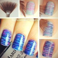 Fun and easy nail design!   Nail designs   Pinterest   The ...