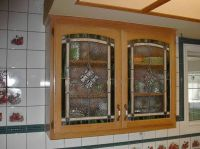 17 best images about Glass for Kitchen Cabinet Doors on ...