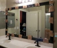 Best 25+ Framing a mirror ideas on Pinterest | Framed ...