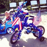 1000+ ideas about Bike Parade on Pinterest | 4th Of July ...