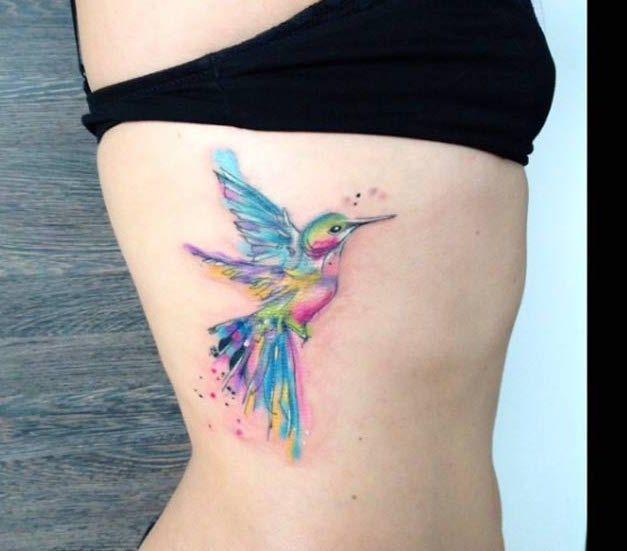 Die 25 besten Ideen zu Wasserfarben tattoo auf Pinterest