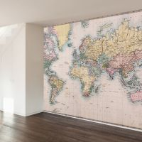 25+ best ideas about Map Wall Decor on Pinterest   Travel ...