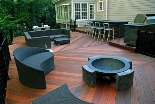 17 Best Ideas About Deck Fire Pit On Pinterest Fire Pit Table Diy Grill And Fire Pit Grill