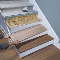 25+ best Stair treads ideas on Pinterest | Wood stair ...
