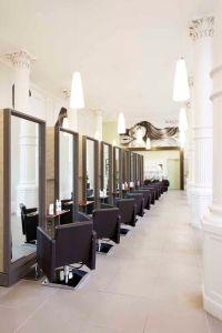beauty salon decorating ideas photos