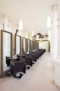 beauty salon decorating ideas photos | beauty salon floor ...