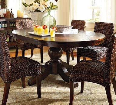 17 Best images about Round Pedestal Dining Tables on Pinterest