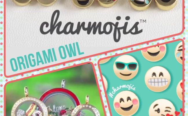 Origami Owl Charmojis Emojis Charms Spring 2016