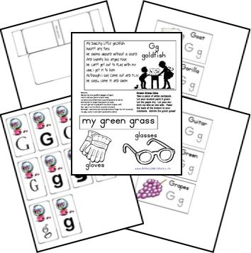 20 best images about Letter G: gumball on Pinterest