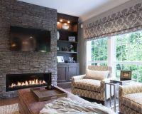 17 Best ideas about Stone Veneer Fireplace on Pinterest ...