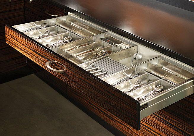 Cutlery Organizer Kits  Knife Holder  DeWils Custom
