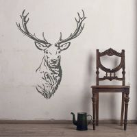 17 best ideas about Stag Head on Pinterest   Templates ...