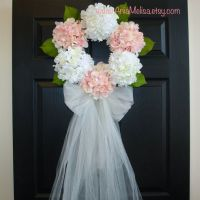 25+ best ideas about Bridal wreaths on Pinterest