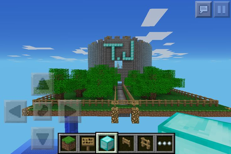 epic house in minecraft pe minecraft house ideas pinterest