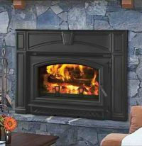 17 Best ideas about Wood Fireplace Inserts on Pinterest ...