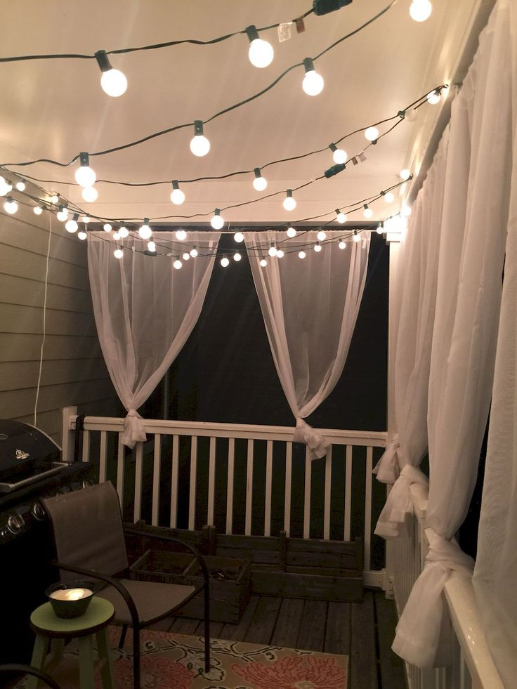 25+ best ideas about Apartment balcony decorating on