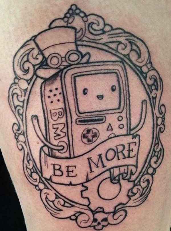 Best 25 Adventure time tattoo ideas on Pinterest