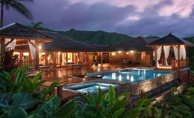 Modern Tropical Architecture Designs Balinese Style