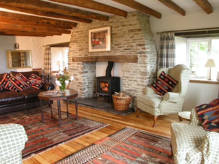 Riva Plus Small Woodburning Stove Lovely Cosy Living Rooms. All Cottages Have An Open Fire
