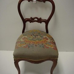 Dining Chair Fabric Seat Covers Design Cad Image Detail For -rose Carved Open Balloon Back Victorian Chair: : Lot 28 | Vintage Pinterest ...