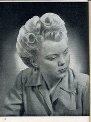 1945 makeup