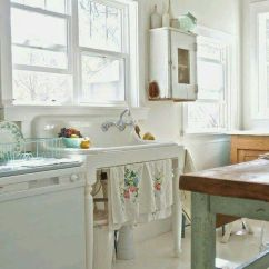 Kitchen Sinks With Drainboard Built In End Cabinet 17 Best Ideas About Vintage Sink On Pinterest ...