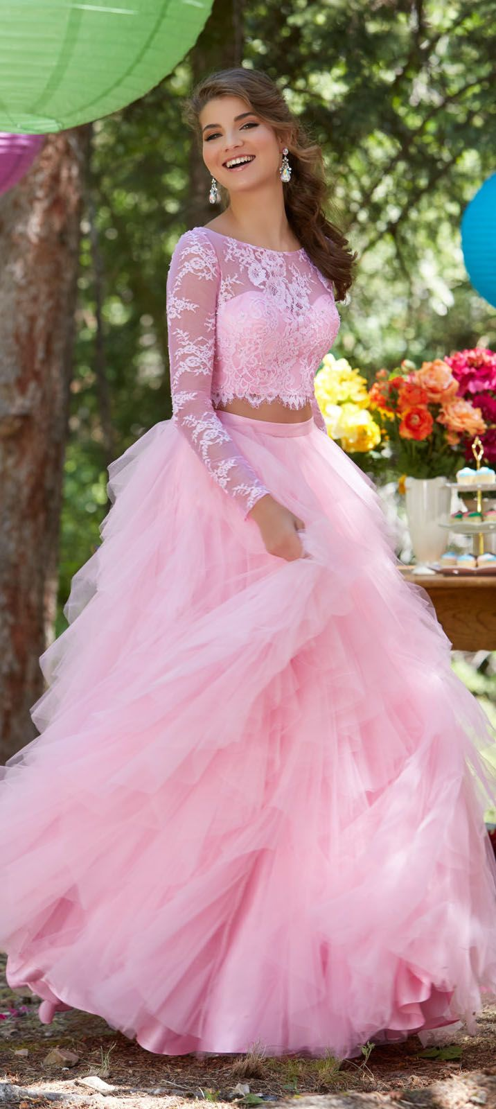 25 Best Ideas about Pink Lace on Pinterest  Pink lace dresses Pink dresses and Cute formal