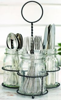 25+ best ideas about Silverware Caddy on Pinterest ...