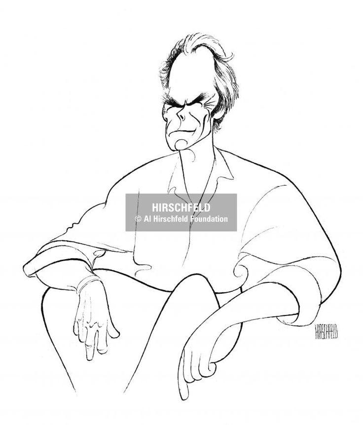 17 Best Images About Hirschfield Caricatures