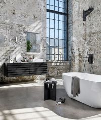 1000+ ideas about Industrial Bathroom on Pinterest ...