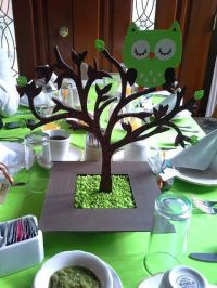 1000+ ideas about Owl Centerpieces on Pinterest