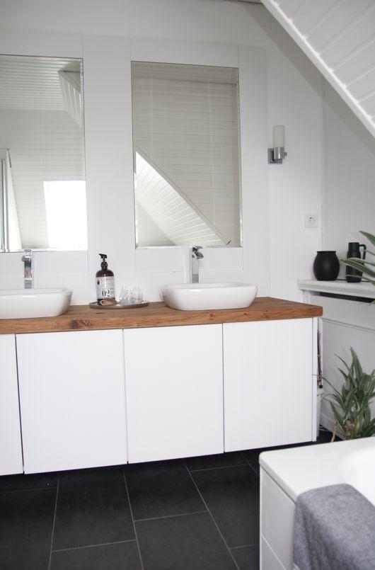 Die besten 20 Waschtisch selber bauen Ideen auf Pinterest  Paletten badezimmer Selbstgebaute