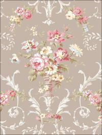 1000+ images about French & Vintage Wallpaper on Pinterest