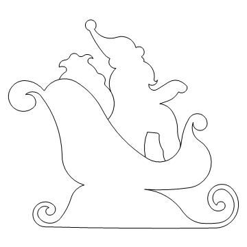 1392 best Xmas Scroll Saw images on Pinterest
