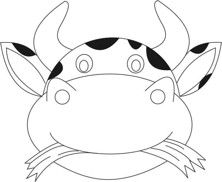 Best 20+ Cow mask ideas on Pinterest
