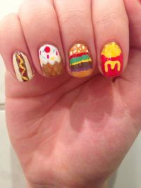 25+ Best Ideas about Cool Nail Designs on Pinterest ...