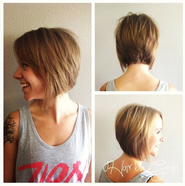 131 Best Images About Hairstyles On Pinterest Bobs Inverted Bob