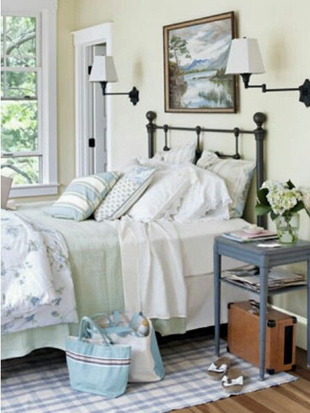 60 best images about Bedrooms hamptonscoastal style on