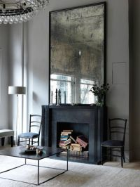 1000+ ideas about Mirror Above Fireplace on Pinterest ...