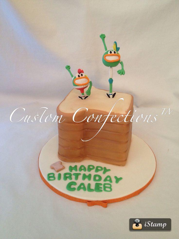 Breadwinner Birthday Cake Cakes Desserts Amp What Not