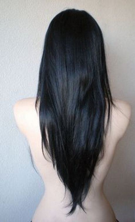 25 Best Ideas About Long V Haircut On Pinterest V Layers Hair