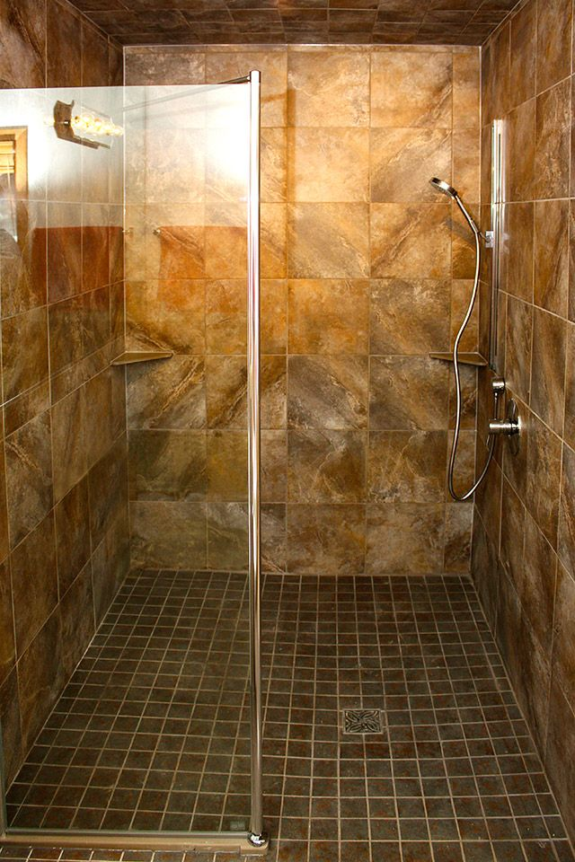 1000 Ideas About Roll In Showers On Pinterest Handicap Bathroom Grab Bars And Bath Fitters