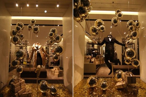 17 Best Images About Burberry Window Display On Pinterest