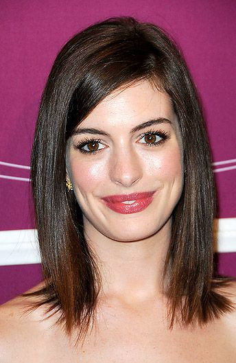 16 Best Images About Medium Length Haircuts For Thin